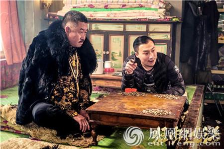 """《猛虫过江》今日上映 曹瑞组团""""追""""小沈阳"""