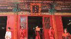 河北美术学院举行汉式风格毕业典礼