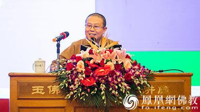 上海玉佛禅寺举办觉群人生讲坛,与大众分享生命关怀_生命-死亡-临终-生死-法师