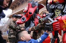 陕西省全民消防宣传月暨消防安全进万家活动启动