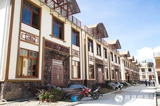 琼中南美村打造全域旅游项目 促进村民脱贫致富