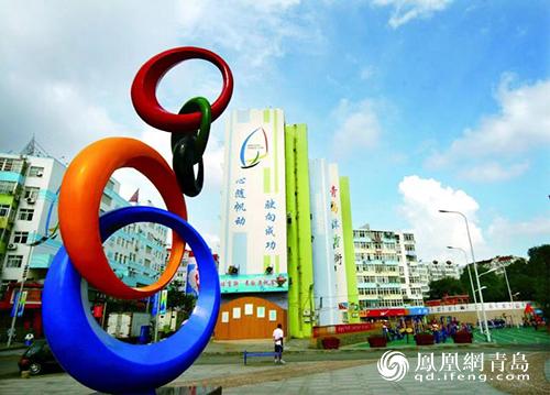 """记忆市北:千米""""龙须沟""""蝶变体育街"""