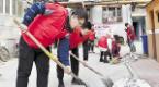 争相学雷锋 河北各地开展形式多样的志愿服务活动