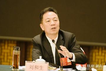 刘和生:提升岳阳在国家区域发展格局中的战略位次