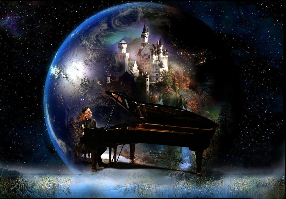 青年钢琴家詹乐麒:用西方钢琴讲述东方故事|音乐