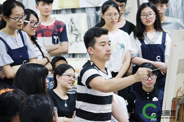 杭州纯画室为美术生报考支招