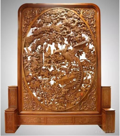 黄小明大师东阳木雕作品彰显文化软实力