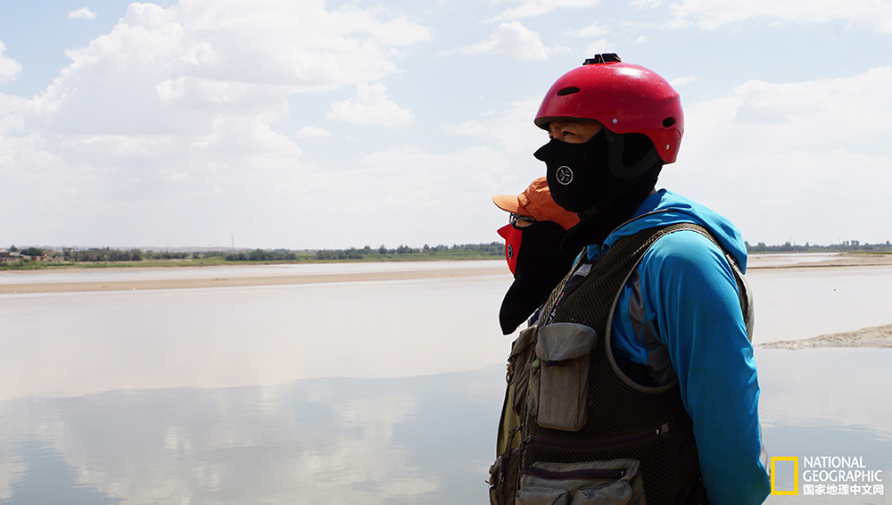 骄傲!首位中国籍探险家闪米特入选美国国家地理年度十大探险人物
