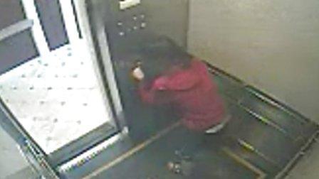 女子进电梯后失踪 真相万万想不到惊掉下巴(图)