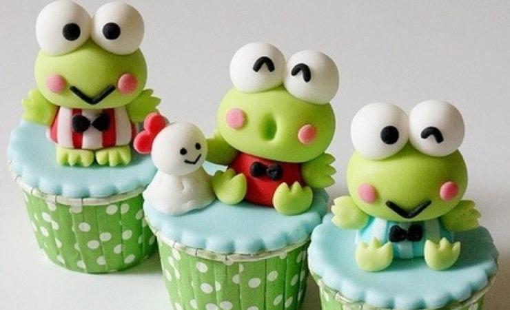 蛋糕纸盘手工立体制作小动物