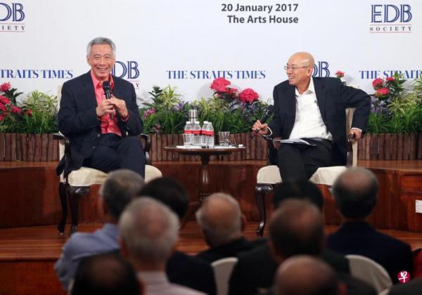 """李显龙回应""""新加坡装甲车在香港被扣"""" (图)"""