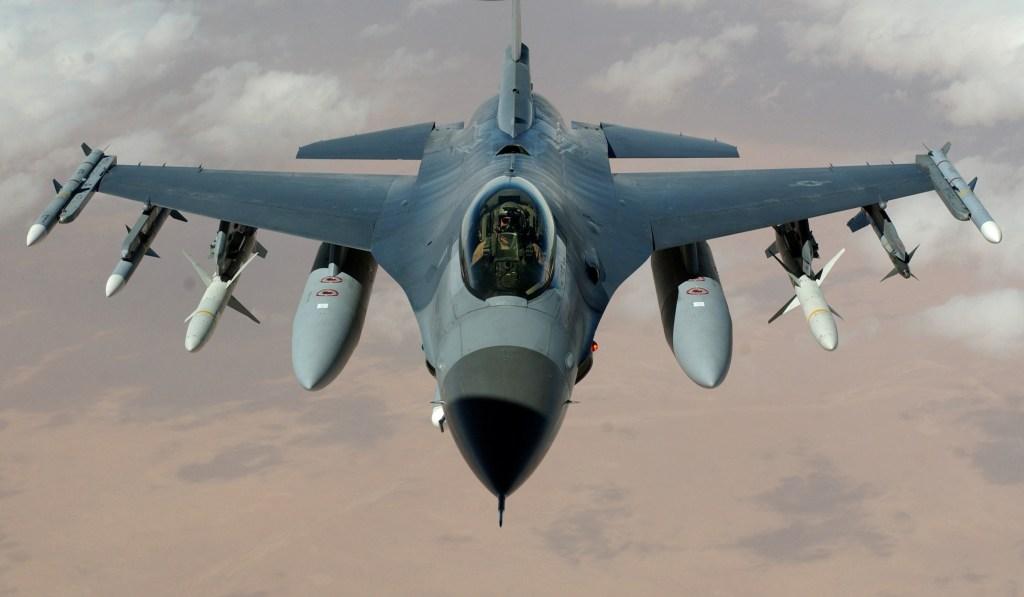 洛马把F 16生产线搬到印度 特朗普要 重新考虑图片 77164 1024x597