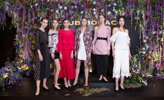 CLUB MONACO邀请各界欣赏新一季时装展