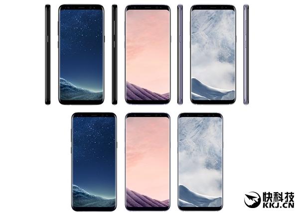 彻底凌乱!三星Galaxy S8/S8+价格确认