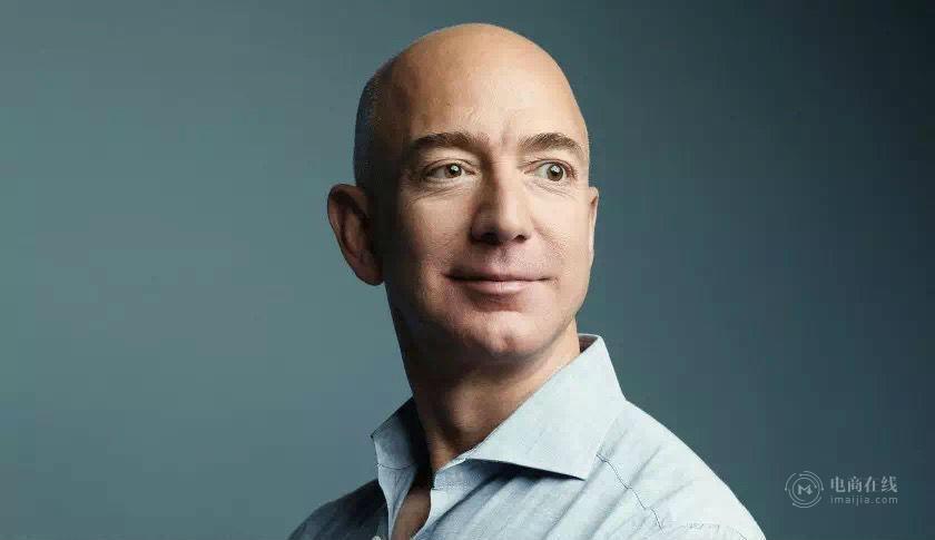 亚马逊CEO杰夫・贝索斯