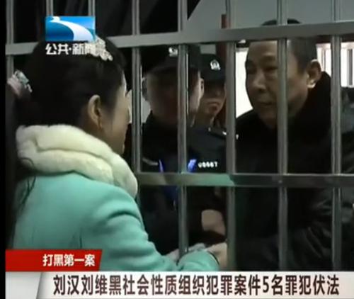 """四川""""黑老大""""刘汉被冻结资产拍卖 起拍价2.55亿"""