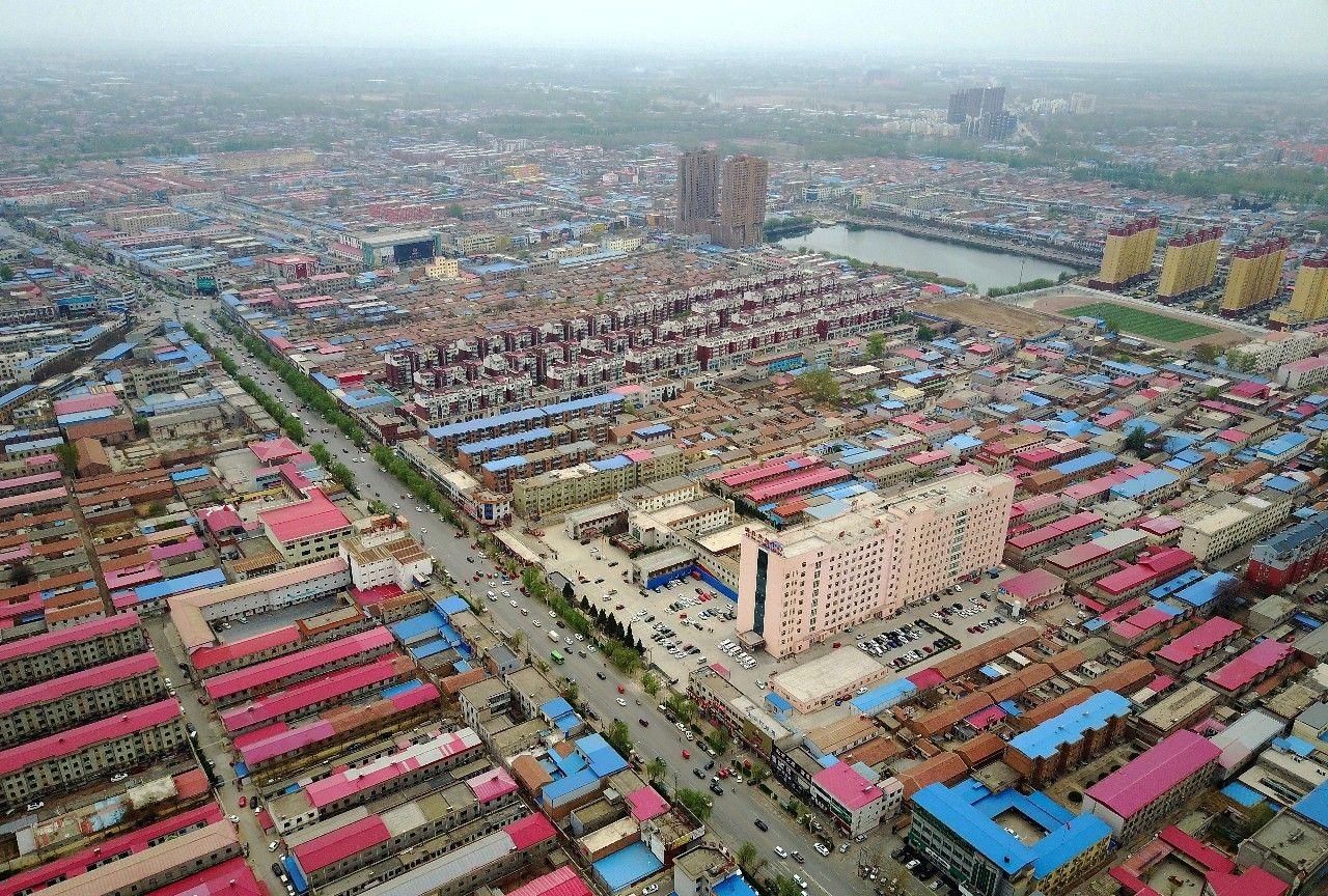 沁阳沁南新区规划图