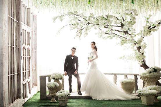 郑州婚纱摄影哪家好 前十名工作室独家推荐秀木