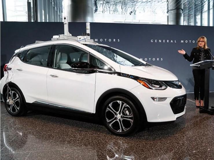 通用汽车秘密申请毫米波雷达测试,想要打造世界上最大的自动驾驶车队