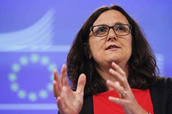 """特朗普有意""""解冻""""TTIP 这回换欧盟傲娇了"""