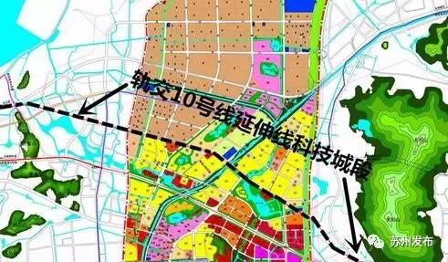 苏州轨交3号线征名 其他线路的最新消息都在这图片