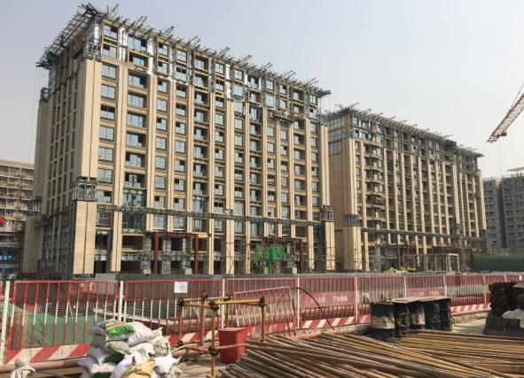 北京二环国安府200亿国资争夺战
