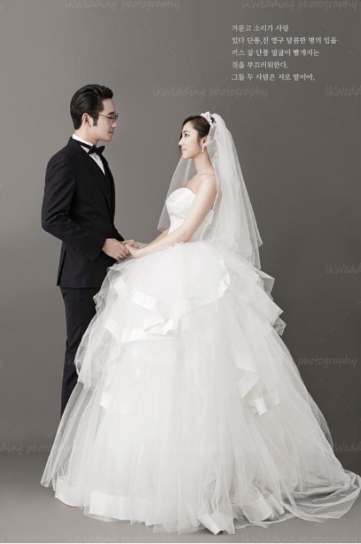 婚纱款式选择 青岛郑州婚纱摄影前十排名工作室哪家好图片
