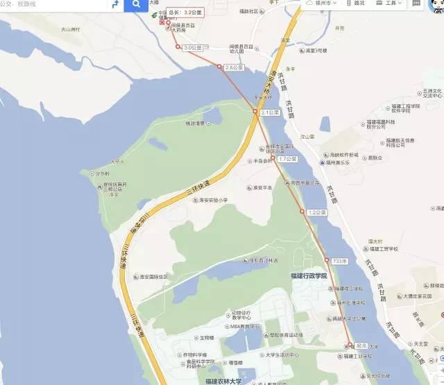 福州地铁5号线远期拟延伸至甘蔗,一期站点或将变为20个