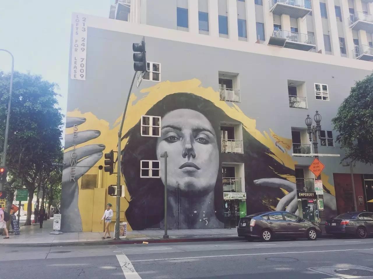 世界8大涂鸦文化墙 最适合街拍凹造型!