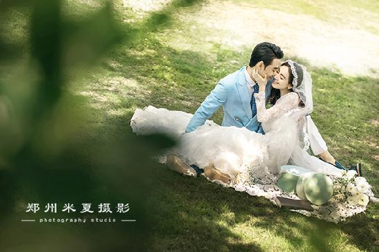 郑州婚纱摄影前十名 美美的婚纱照 必杀技
