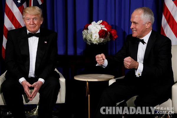 澳大利亚总理嘲笑特朗普音频外泄美澳关系又要生变?