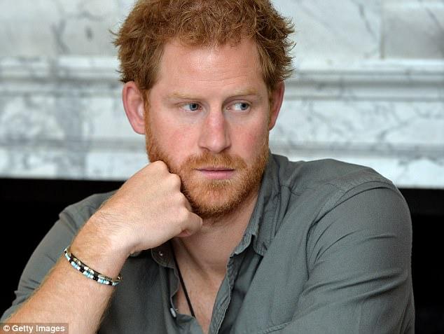 英国哈里王子:我们全家都没有当国王的意愿(图)