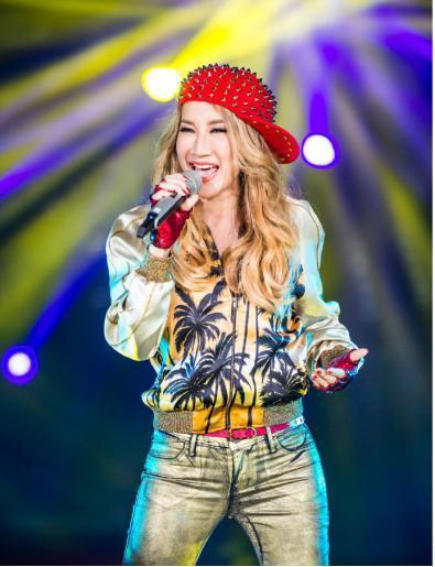 李玟18巡演再爆重磅嘉宾 林俊杰助阵7月北京个唱