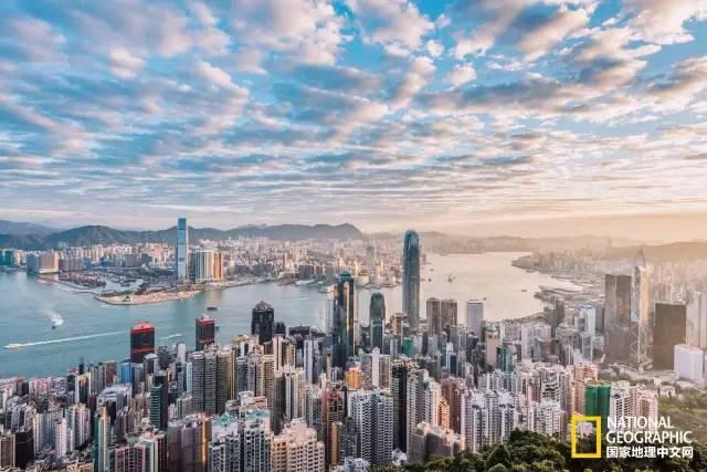 香港旅游照片 全球关注的香港回归周年 我们用一组照片带你回到1938年的香港