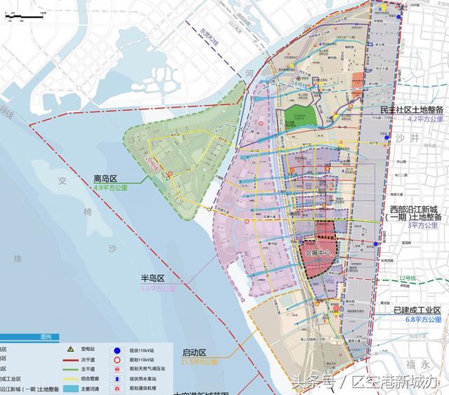 大空港地区何以成为深圳十七大重点开发片区之首