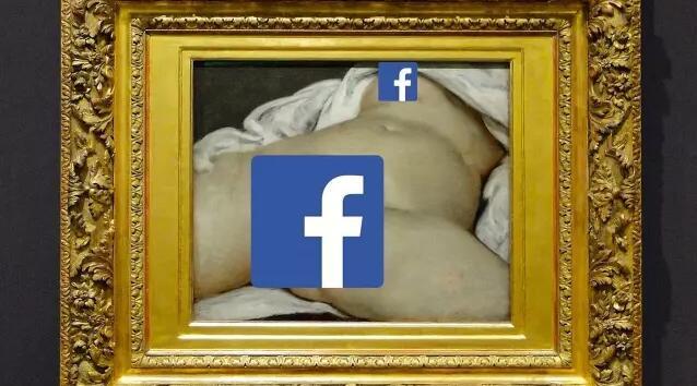 不够成熟的审查制度,让社交网络受到专业人士的质疑,库尔贝的作品《世界的起源》就曾经遭到脸书的屏蔽图片:youtube