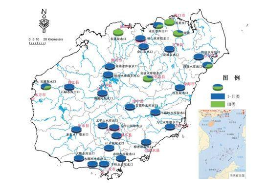 第二季度城市(镇)集中式饮用水源地水质状况