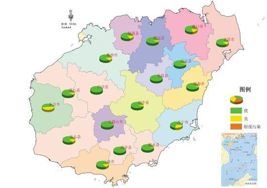 第二季度城市(镇)环境空气质量状况