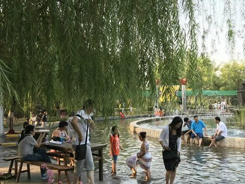 清明上河园消暑纳凉季三大主题让你嗨翻整个夏天