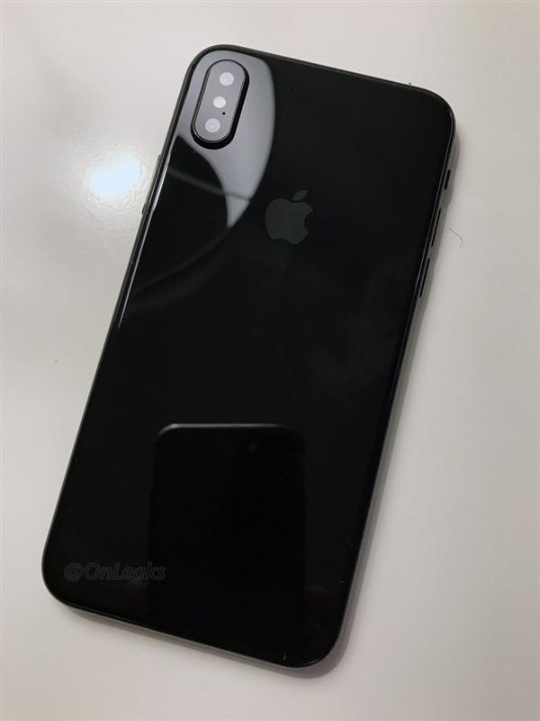 没跑了iPhone 8就是这样!说明书已偷跑