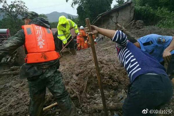 四川普格发生泥石流致6人死亡未来三天川西高原雨水频繁