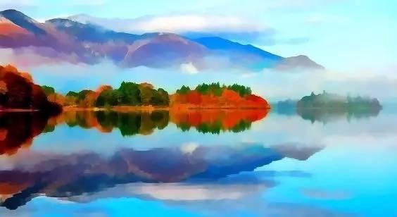 再过一个月 贝加尔湖的秋将把摄影师逼疯