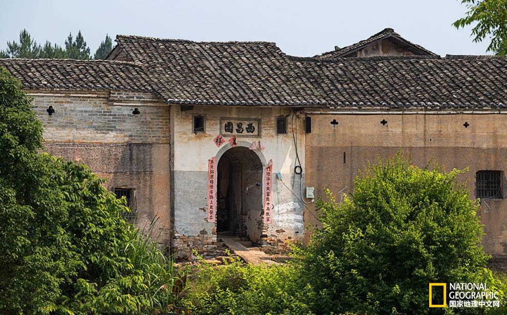 分不清这是古代或现代,江西龙南的客家民居真心让我陶醉了!
