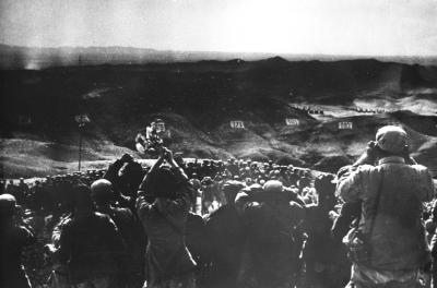 揭秘中国核试验基地 苏联专家将地点选在敦煌