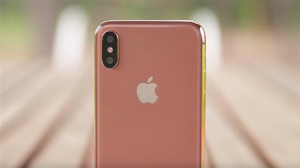 iPhone 7s/8齐曝光:有无线充电圆满了