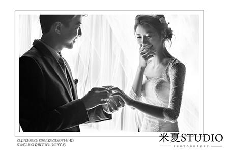 郑州婚纱摄影前十名 唯美婚纱照要选靠谱的工作室
