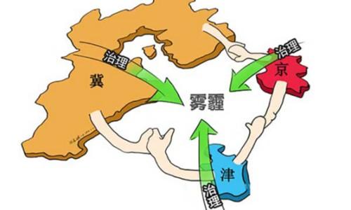 《京津冀及周边地区2017年大气污染防治工作方案》中指出,北京,天津