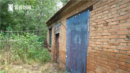 赵庆伟曾亲手盖起的老房子