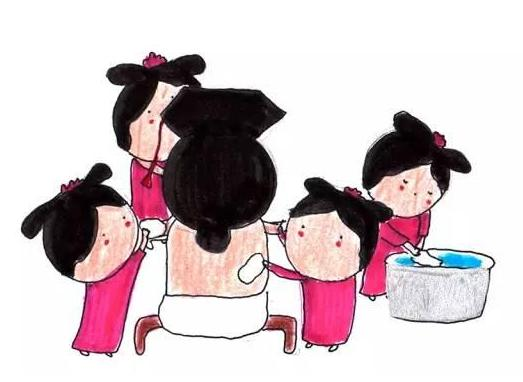 慈禧洗澡,是一個讓你吃驚的資料