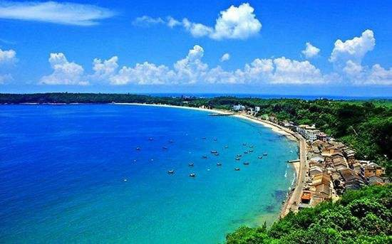 北海新景点 涠洲岛上的美景酒店!